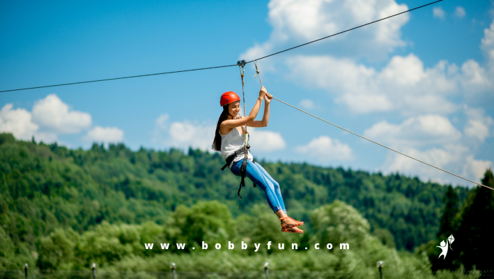 Discount on 4 Mega-Zip Lines of 2.6km and hiking