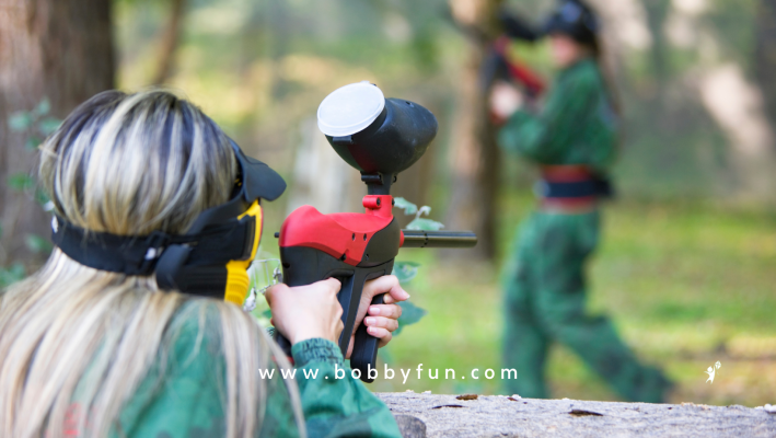 15 % OFF on Paintball package - Group of 8 people