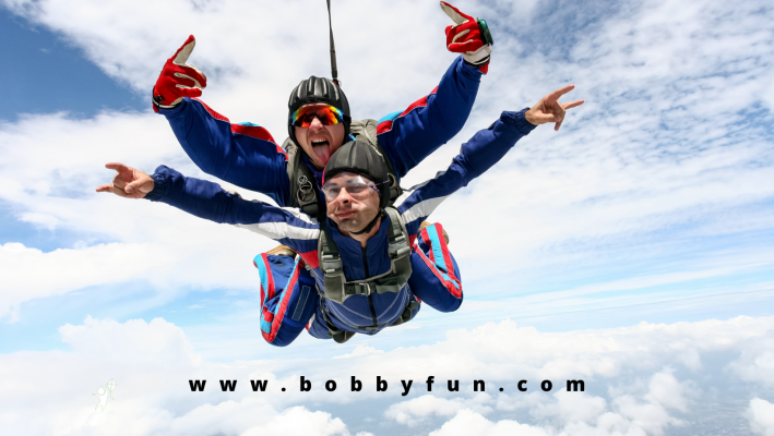 Tandem Aventure Skyjump + photos & videos option